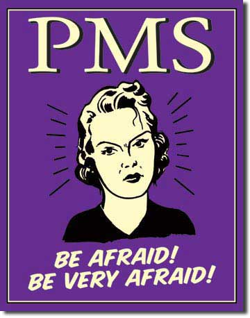 PMS - The Jekyll and Hyde Syndrome